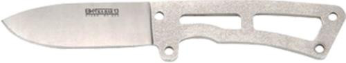 Ka-Bar BECKER REMORA Fixed 440A Stainless Drop Point Blade Stainless Steel