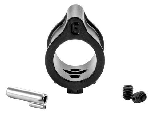 "Geissele Automatics Super Gas Block AR-15 Steel Black Nitride .750"""