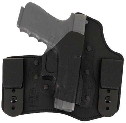 Desantis Intruder RH S&W Bodyguard 380 Leather Black