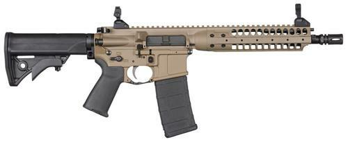 "LWRC IC-A5 Piston 5.56mm, 16"" Barrel, *CA Compliant*, Flat Dark Earth, 10rd Mag"