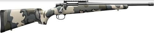 "Remington Seven Threaded 300 AAC Blackout 16"" Barrel KUIU VIAS Camo Stock X-Mark Pro Trigger"