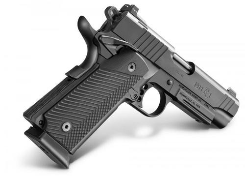"Remington 1911 9mm R1 Recon Commander, 4.25"" Barrel, 18rd Mag"