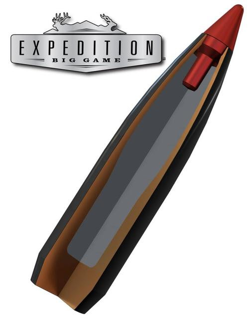 Winchester Expedition 7mm Rem Mag 168gr, AccuBond, 20rd Box