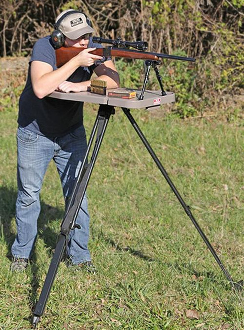 MTM Hi-Low Shooting Table