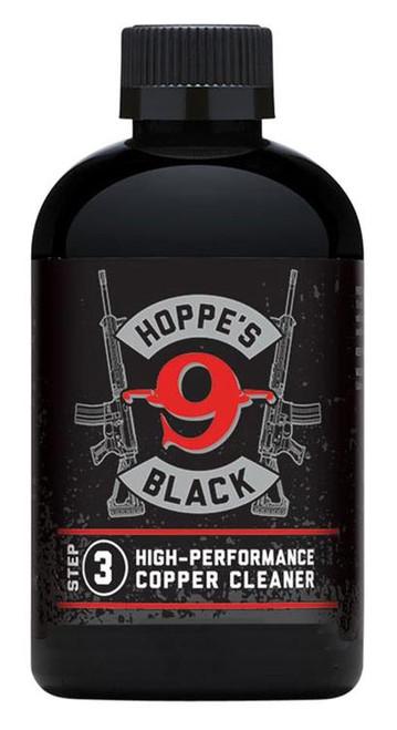 Hoppe's Black Copper Cleaner, Liquid, 4oz, Bottle, 6-Pack