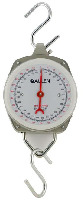 Allen Sportsman's Scale Black/White
