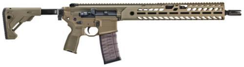 "Sig MCX Virtus Patrol AR-15 300 AAC Blackout/Whisper 16"" Barrel Folding Stock 30rd Mag"