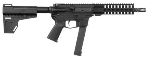 """CMMG MKG Guard AR Pistol, 9mm, 8"""" Barrel, 33 rd, Black"""
