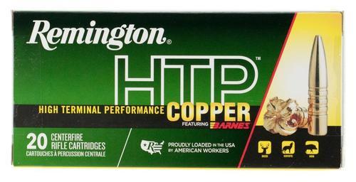 Remington HTP Copper 300 Blackout 130gr 20rd Box