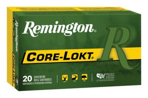 Remington Core-Lokt 300 Rem Ultra Mag, 180gr, Soft Point 20rd Box