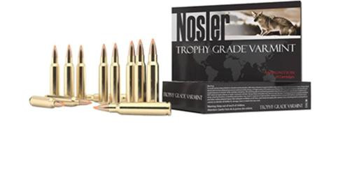 Nosler Trophy Grade 223 Remington/5.56 NATO 55gr E-Tip 20rd Box