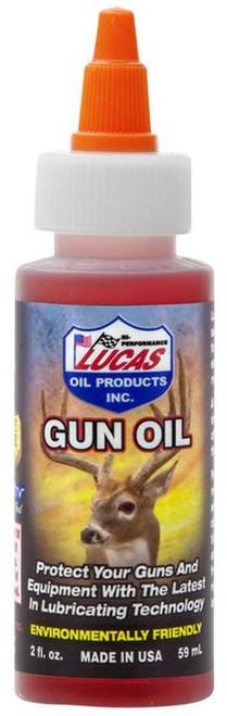 Lucas Oil The Original Gun Oil 2oz