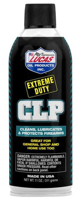 Lucas Oil Extreme Duty CLP Aerosol Metal Polish 11oz