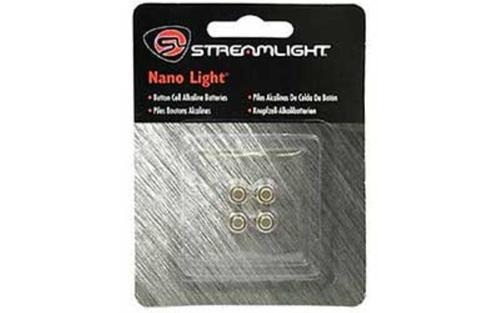 Streamlight Nano Light battery - 4/Pack
