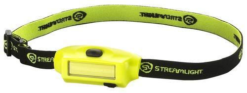 Streamlight Bandit Headlamp 180 Lumens Lithium Ion Rechargeable Black/Yellow
