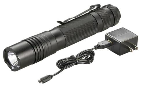 Streamlight ProTac HL USB/AC BLACK 85/350/850 Lumens Rechargeable Lithium