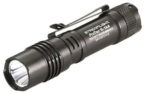 Streamlight ProTac 1 L 350 Lumens 3V CR123A Lithium Black
