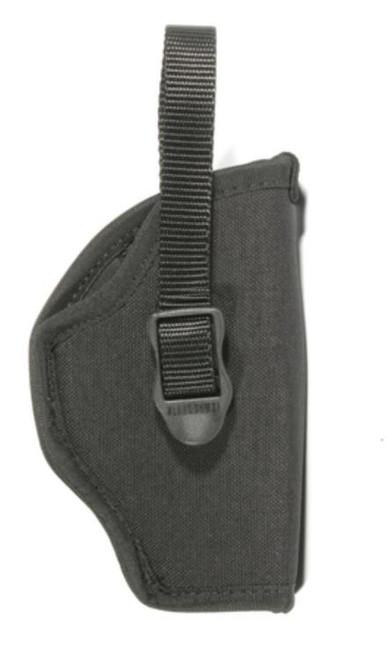 Blackhawk Hip Holster Left Hand Size 13 Black Nylon