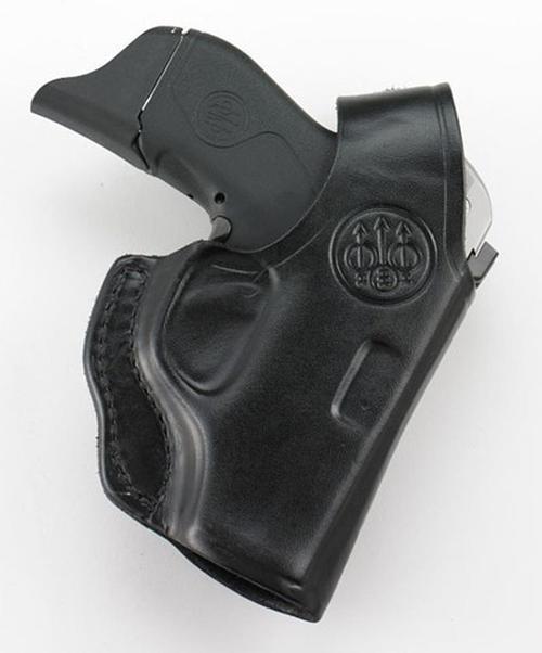 Beretta Quick Snap Fits Beretta Pico Leather Black