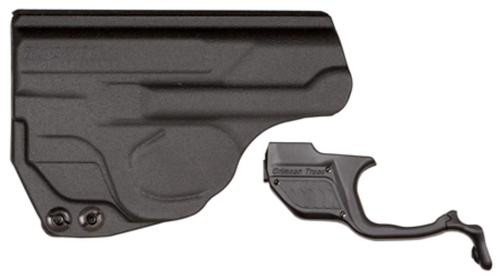 Crimson Trace Laserguard SW M&P Shield 9/40 Trigger Guard, Green Laser, Bladetech Holster