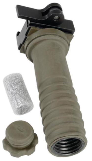 ERGO VFG Bottle Vertical Forward Grip OD GREEN