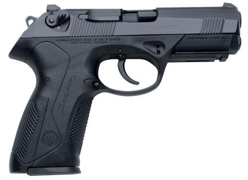 "Beretta Px4 Storm *CA Compliant* Single/Double 9mm 4"" Black, 10rd"