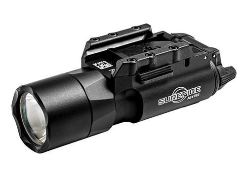 Surefire X300 Ultra LED Weapon Light 6V 1000 Lumens Black Aluminum
