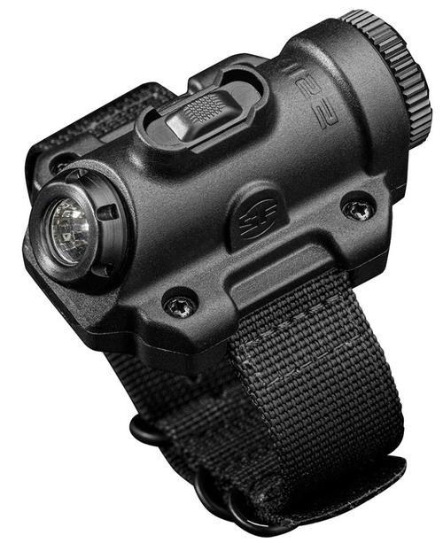Surefire 2211X WristLight 15/60/300 Lumens CR123A Lithium Black