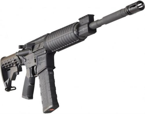 "ATI AR-15 2.23/5.56 MilSport 16"" M4 Barrel Flat Top, A2 Handguard, 30rd Mag"
