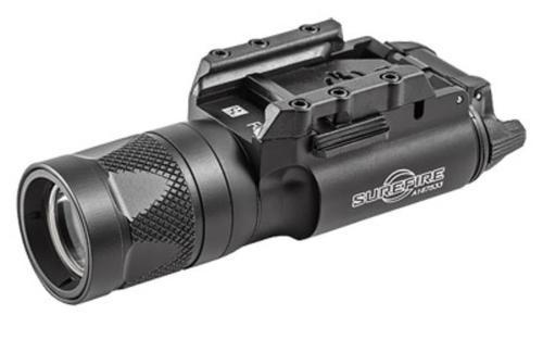 SureFire X300 Vampire Weapon Light 6V Universal/Picatinny Rail Mount 350 Lumens Black Z-Xbc Push/Toggle Switch