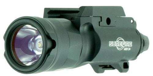 Surefire X300 Ultra 600 Lumens Black