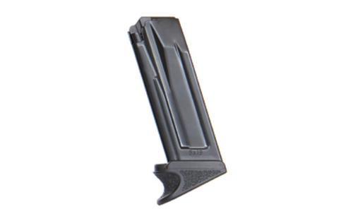 HK P30SK Magazine 9mm 10 rd Steel Extended Base Black