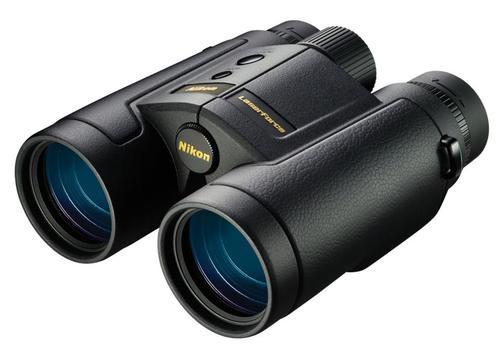 Nikon LaserForce 10x 42mm 10 yds 1900 yds 320 ft @ 1000 yds Black