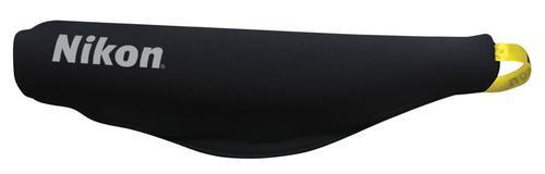 Nikon ScopeCoat 52mm Scope Cover Slip On Neoprene Black