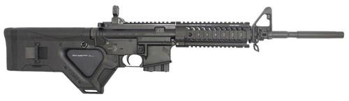 "Stag Arms Model 2TFL Featureless 223 Remington/5.56 NATO 16"" Barrel, Hera CQR Featureless Black Stock Black, 10rd"