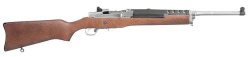 "Ruger Mini-Thirty Autoloader 7.62x39mm 18.5"" Barrel, Hardwood S, 5rd"