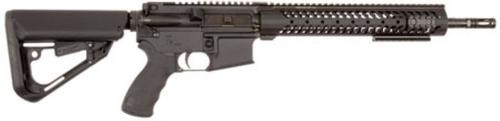"Adams Arms Tactical AR-15 Evo Mid 14.5"" 5.56/223 Rem,  6 Pos Black,  30 rd"