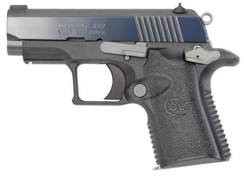 "Colt Mustang Dual Tone XSP Single 380 ACP 2.75"" Barrel 6rd Mag"