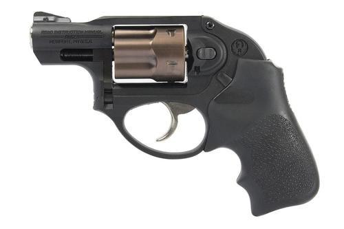 Ruger LCR Revolver, .38 Special, Copper Cylinder, 5 rd