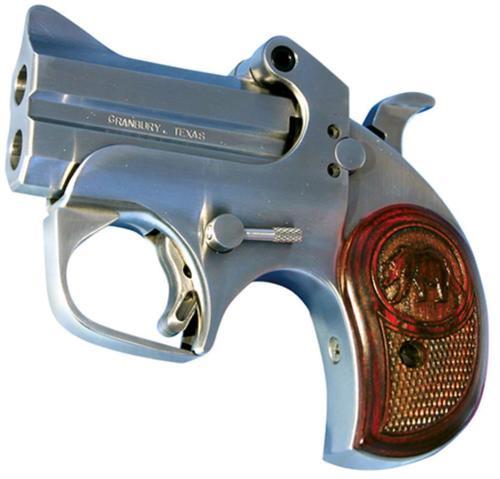 "Bond Arms Defender Derringer, 9mm, 2.5"", 2rd, CA Compliant"