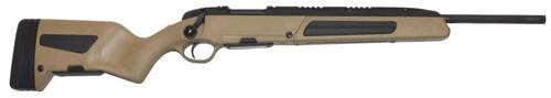 "Steyr Scout Rifle Bolt Action, .308 Win, 19"" Fluted Barrel 5rd, Brown Synthetic"
