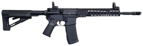 "ArmaLite M-15 Tactical Rifle, .223/5.56, 16"", FS, Pinned, 30rd, Black"