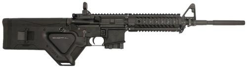 "Stag Arms 2TF Featureless AR-15, .223/5.56, 16"", 10rd, Hera CQR Featureless Stock"