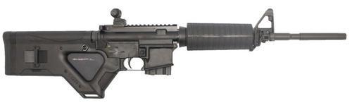 """Stag Arms 2FL Featureless AR-15, .223/5.56, 16"""", 10rd, Hera CQR Featureless Stock"""