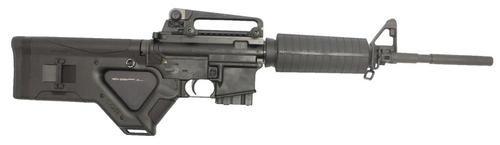 """Stag Arms 1FL Featureless AR-15, .223/5.56, 16"""", 10rd, Hera CQR Featureless Stock"""