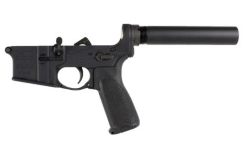 Bravo Company Pistol Complete Lower with Pistol Buffer Tube