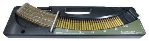 MagLula Ltd. BenchLoader for 5.56/.223 STEYR AUG/M16/AR15/M4 USGI NATO STANAG 4179 Black