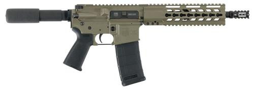 "Diamondback DB15 Pistol, .300 AAC Blackout, 10.5"", 30rd, Flat Dark Earth"