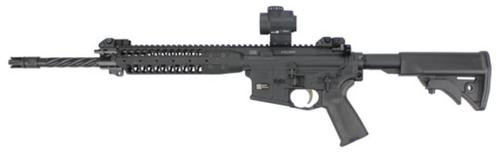 "LWRC IC-Enhanced 5.56/223 16""Spiral Fluted Barrel. MRO Optic, MOE Grip 10rd Mag, *CA Compliant*"