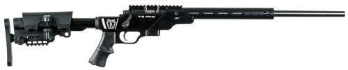 """Keystone Crickett 722 PT Rifle 22LR, 16"""" Heavy Threaded Barrel, 7rd, A-B Arms Mod X Chassis"""